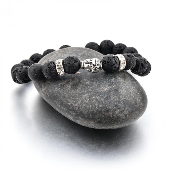 Set 2 Bratari Buddha+ Chakra din pietre semipretioase DarGen 5