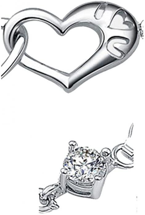 Bratara Mayfield din argint 925 si diamante CZ DRGB0054 DarGen 9