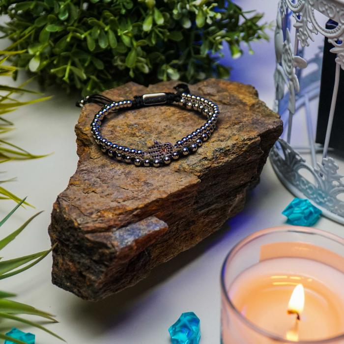 Bratara Anaitis Silver din pietre semipretioase DRGB0110 DarGen [7]