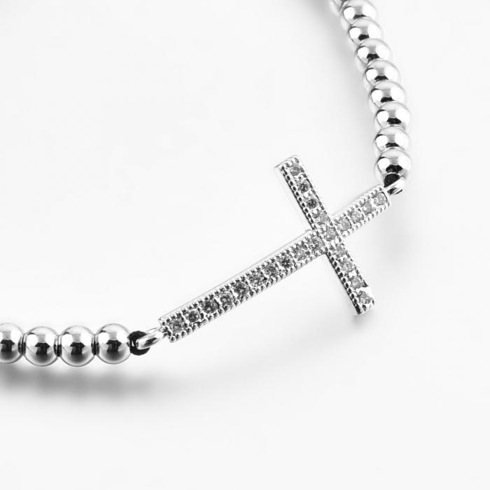 Bratara Milagro Silver din pietre semipretioase DRGB0115 DarGen 3