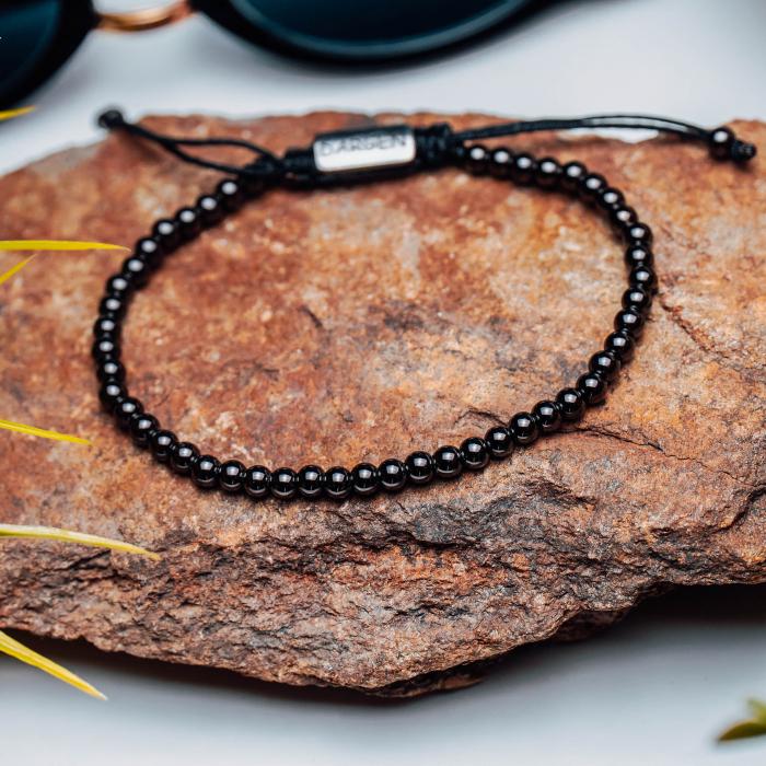 Bratara Myo Black din pietre semipretioase DRGB0142 DarGen [4]