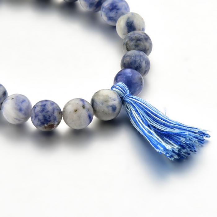 Bratara Shao Blue din pietre semipretioase DRGB0107 DarGen 3