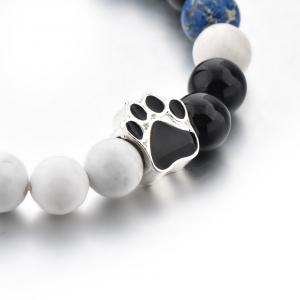 Bratara Puppy Love din pietre semipretioase DRGB0008 DarGen7