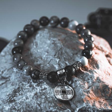 Bratara Good Chakra din pietre semipretioase DRGB0057 DarGen11