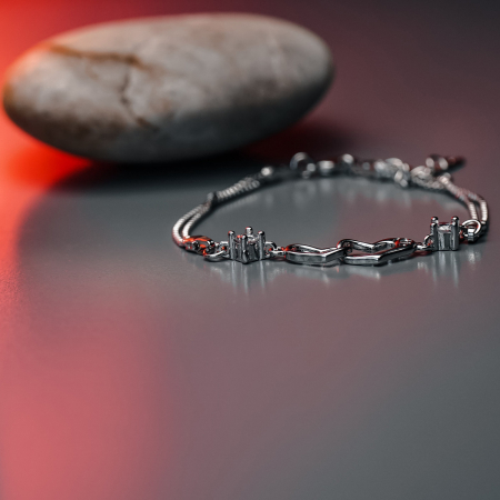 Bratara Mayfield din argint 925 si diamante CZ DRGB0054 DarGen3