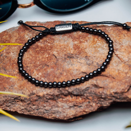 Bratara Myo Black din pietre semipretioase DRGB0142 DarGen [5]