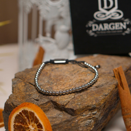 Bratara Myo Silver din pietre semipretioase DRGB0144 DarGen [6]