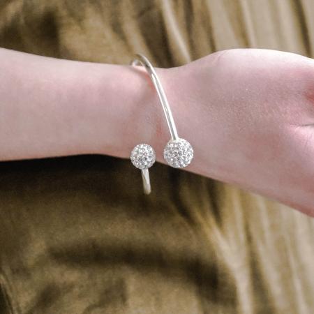 Bratara Nisa din argint 925 si diamante CZ DRGB0082 DarGen3