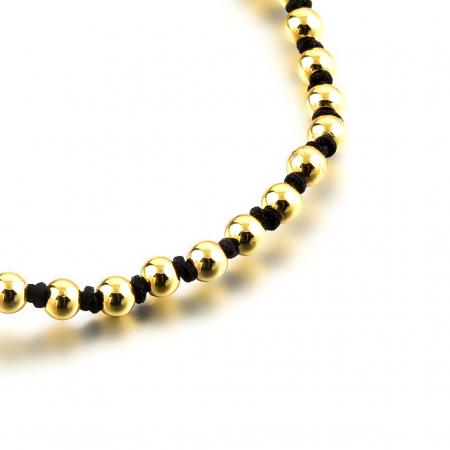 Bratara Celest Gold din pietre semipretioase DRGB0136 DarGen3