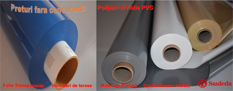 Poliplan si Folie PVC