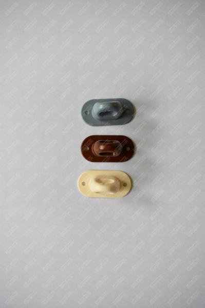 Brida rotativa plastic cu ureche rotunda 1