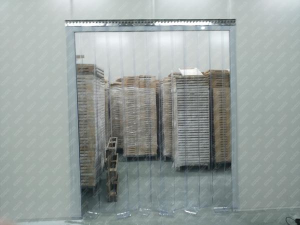 Perdea PVC moale transparenta Dimesiuni Perdea: L 1000 x H 2900 mm, temepratura normala. 0