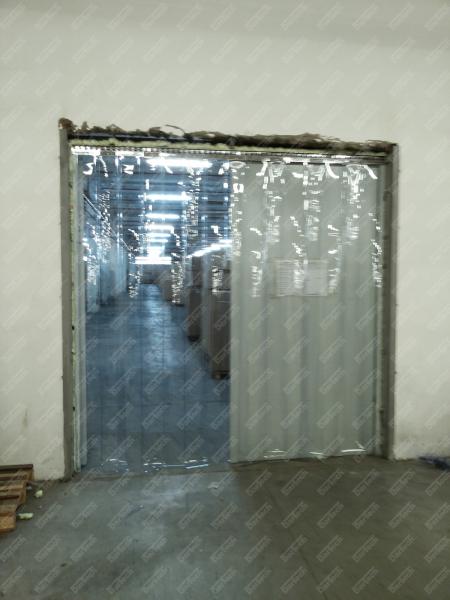 Perdea PVC moale transparenta Dimesiuni Perdea: L 1000 x H 2900 mm, temepratura normala. 3