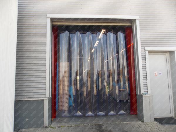 Perdea PVC moale transparenta Dimesiuni Perdea: L 1000 x H 3100 mm, temepratura normala. 1