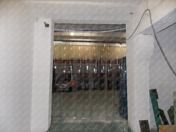 Perdea PVC moale transparenta Dimesiuni Perdea: L 1000 x H 3700 mm, temepratura normala 0