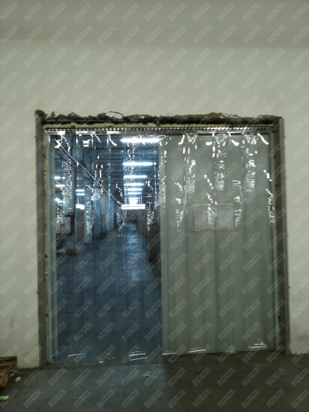Perdea pvc transpareta 2
