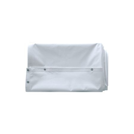 Prelata PVC, industriala, 670 g/mp,10x8 m 0