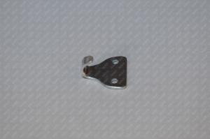 Carlig triunghiular prelata camion 29.5x25x33 mm0