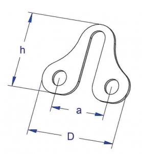 Suport inel prelata 36x30x20 mm1