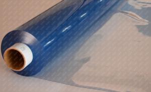 Folie PVC Cristal Transparenta cu latime de 1400x0.3 mm la rola de 65 m2
