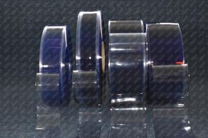 Folie PVC cu latimea de 100 mm standard la rola de 50 m4