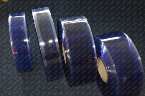 Folie PVC cu latimea de 100 mm polar la rola de 50 m2