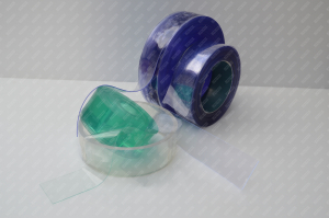 PVC Flexibil RexStrip pentru usa cusca caine de 100 mm polar4