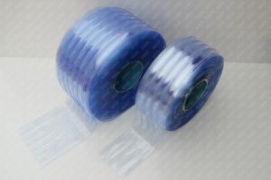 Folie PVC cu latimea de 300 mm si grosime de 3.0 mm cu striatie (dungi) polar0