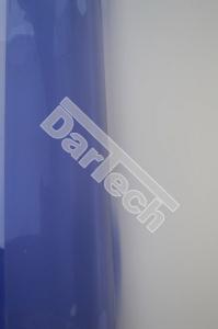 Folie PVC transparenta cu grosimea de 1 mm la rola de 40 m3