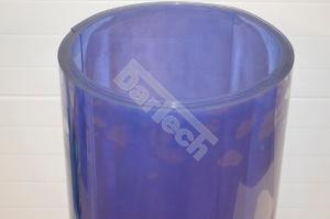 Folie PVC transparenta cu grosimea de 1 mm la rola de 40 m0