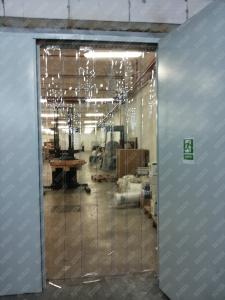 Perdea PVC moale transparenta Dimesiuni Perdea: L 1000 x H 2500 mm, temepratura normala.4