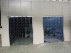 Perdea PVC moale transparenta Dimesiuni Perdea: L 1000 x H 2500 mm, temepratura normala.1