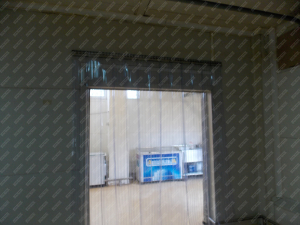 Perdea PVC moale transparenta Dimesiuni Perdea: L 1000 x H 2100 mm, temepratura normala.1