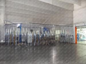 Perdea PVC moale transparenta Dimesiuni Perdea: L 1000 x H 2100 mm, temepratura normala.2