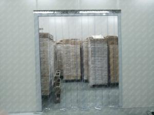 Perdea PVC moale transparenta Dimesiuni Perdea: L 1000 x H 2900 mm, temepratura normala.0