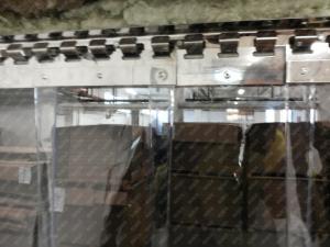 Perdea PVC moale transparenta Dimesiuni Personalizate tip fasie 200x2.0 mm temepratura normala.4