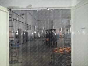 Perdea din fasii PVC moale transparenta Dimesiuni Personalizate tip fasie 300x2.0 mm temepratura normala.1