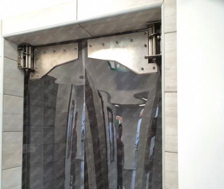 Usa batanta DARFLEX, PANOU DIN PVC CU Aripi de usa, 88 - 95 CM Latime M [6]
