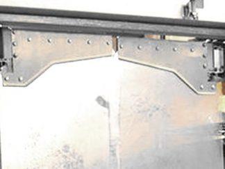 Usa batanta DARFLEX, PANOU DIN PVC CU Aripi de usa, 81 - 87 CM Latime S [2]