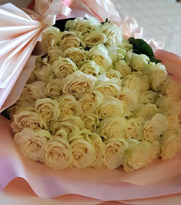 buchet 51 trandafiri [0]