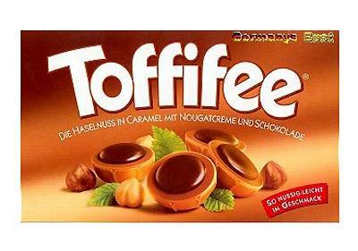 Bomboane Toffifee 125 gr. 0