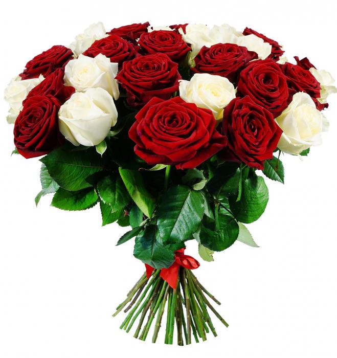 Buchet de 29 trandafiri [0]