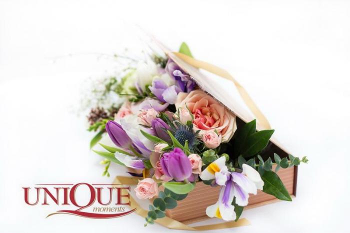 Aranjament floral carte 0