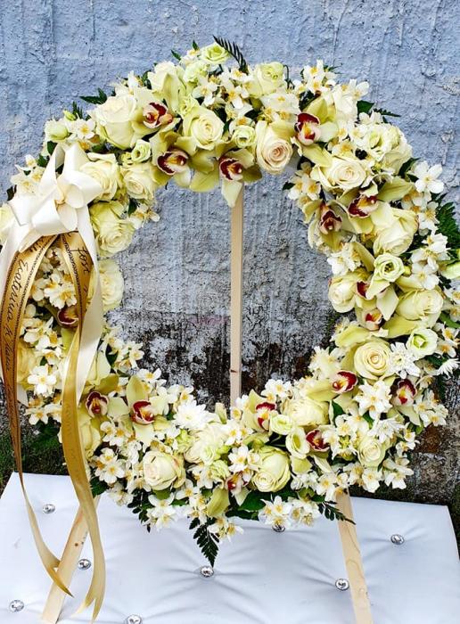Coroana funerara Iasi [2]