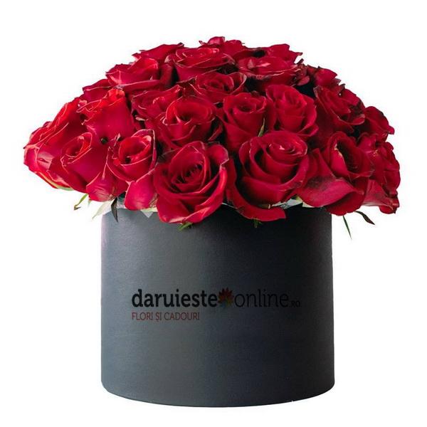 Cutie 31 trandafiri [0]