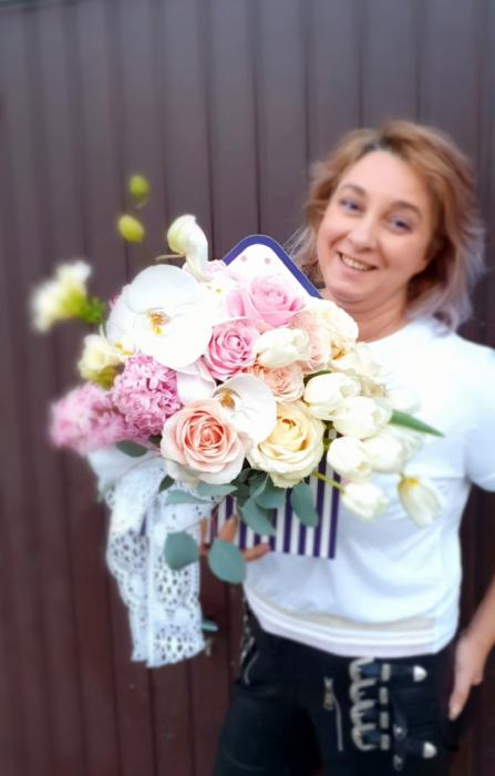 Plic cu flori Iasi 1