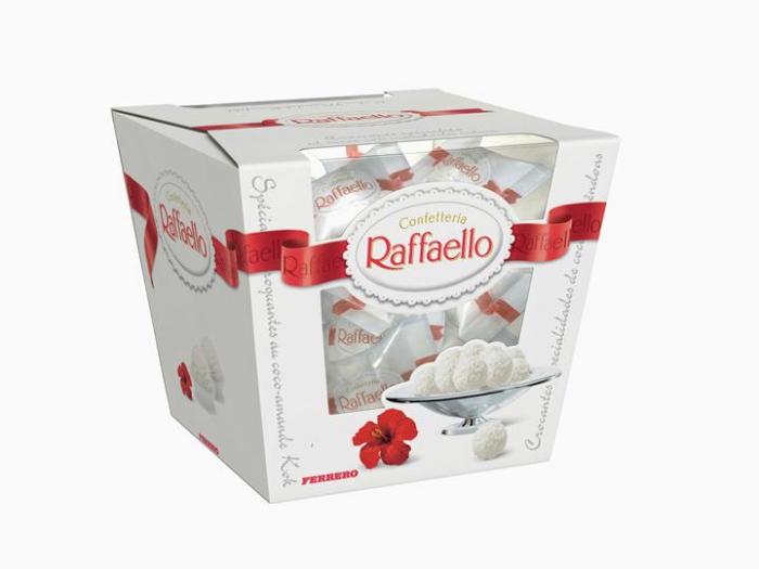 Bomboane Raffaello 150g 0