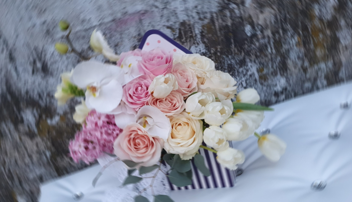 Plic cu flori Iasi 2