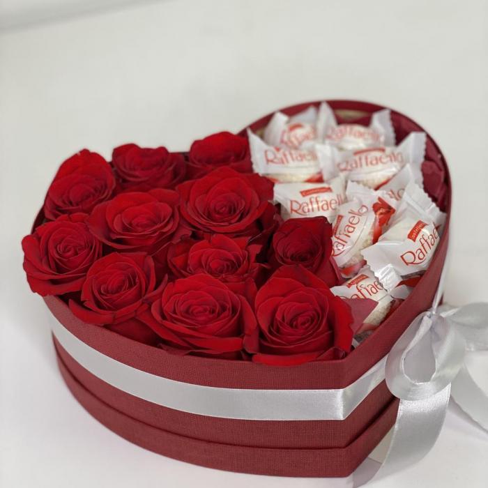 Inima trandafiri si raffaello [0]