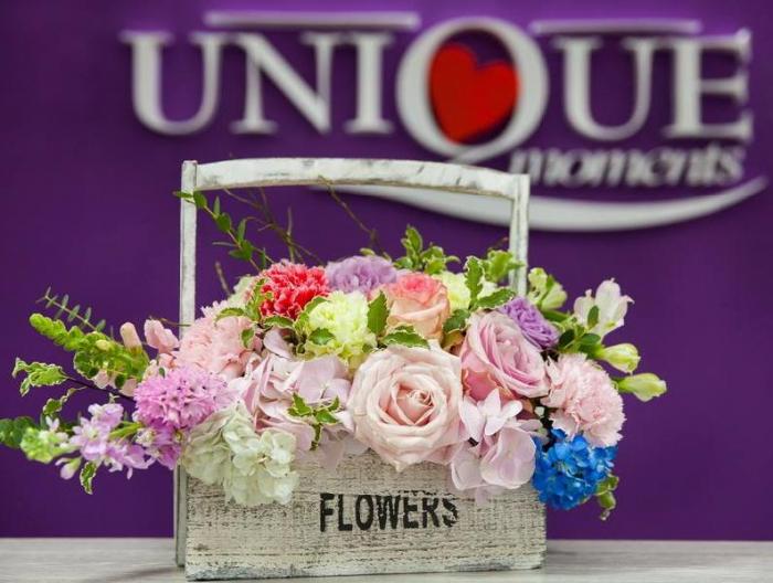 Ladita cu flori parfumate 0